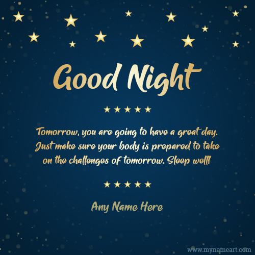 Beautiful Good Night Messages Wishes