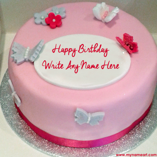 Best Happy Birthday To You Cake Pics With Name Write