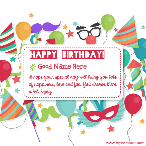 Sweet Birthday Wishes Quotes With Name Wishes Greeting Card