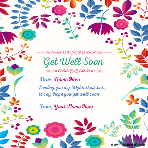get well soon wishes greeting card quotes