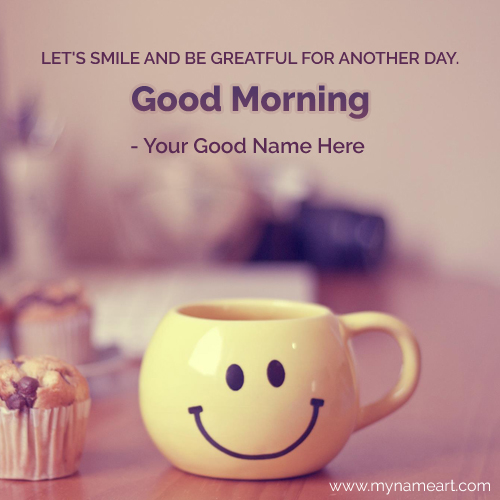 Good Morning Happy Day Wishes Picture