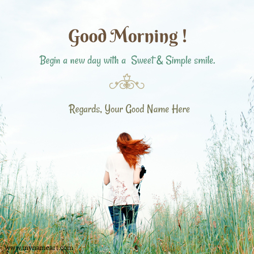 Good morning quotes with image wishes greeting card create card m4hsunfo