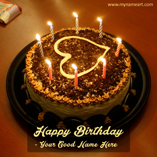 Sensational Black Forest Chocolate Cake Name Pictures Funny Birthday Cards Online Eattedamsfinfo
