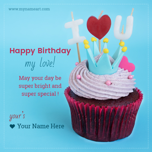 Happy birthday my love quotes for himher wishes greeting card create card bookmarktalkfo Image collections