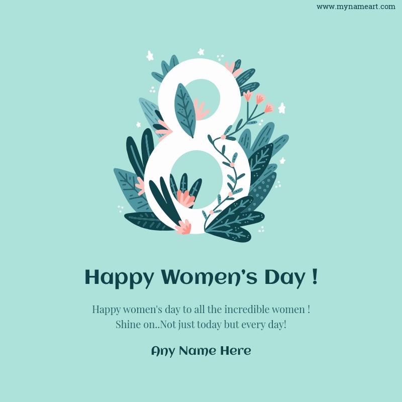 Happy Women's Day Images Status