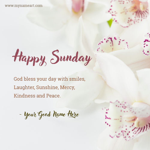 Happy Sunday Blessings Quotes Pictures