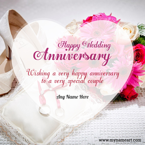 Happy Wedding Anniversary Wishes For Couple