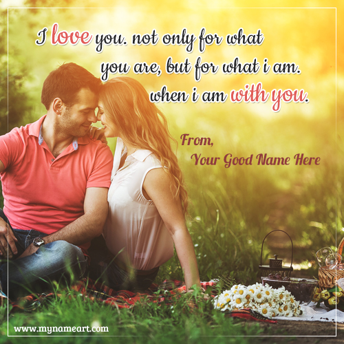 I With You Love Quotes For His Or Her