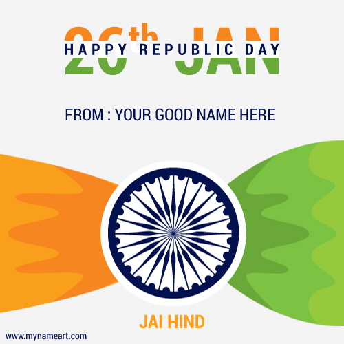 Jai Hind Republic Day Wishes For Facebook