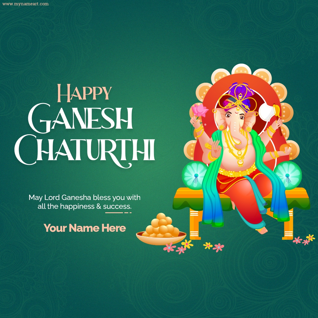 Lord Ganesha Pictures For Ganesh Chaturthi