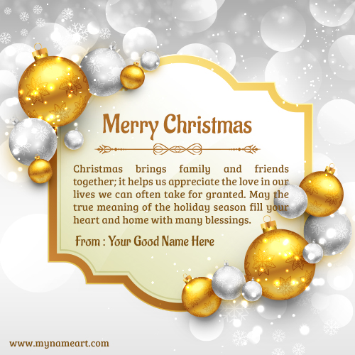 Merry Christmas Quotes.Best Christmas Card With Beautiful Quotes Name Pix