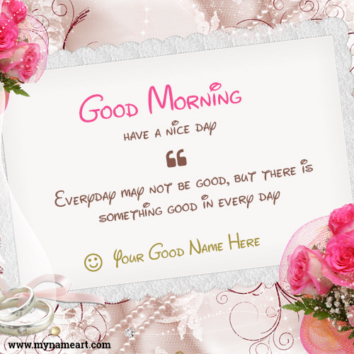 good morning smiley face quotes image edit
