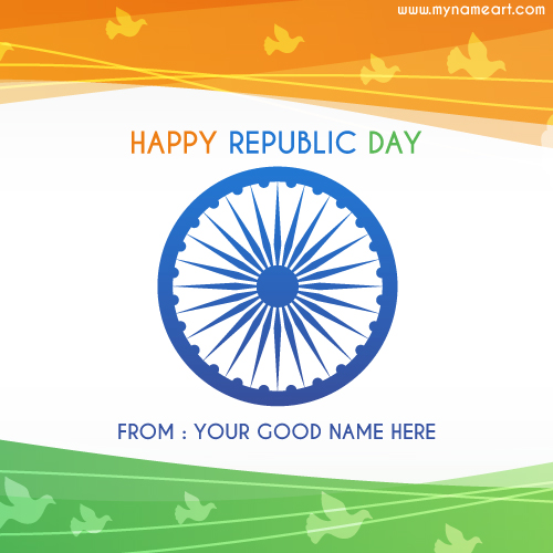Picture Of Happy Republic Day Wishes