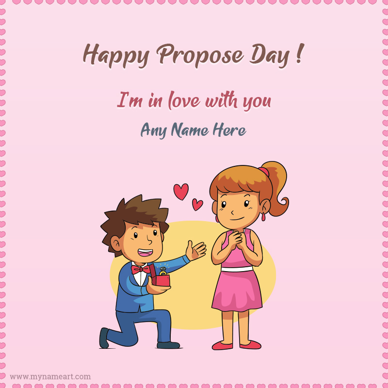 Propose Day Boy To Girl