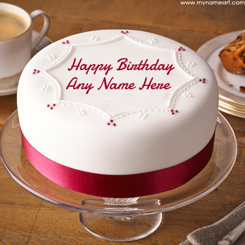 Write Boy Name On Latest Design Birthday Cake Pics wishes greeting