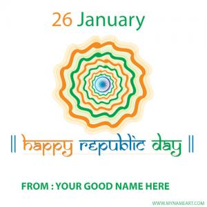 26 January Happy Republic Day 2016