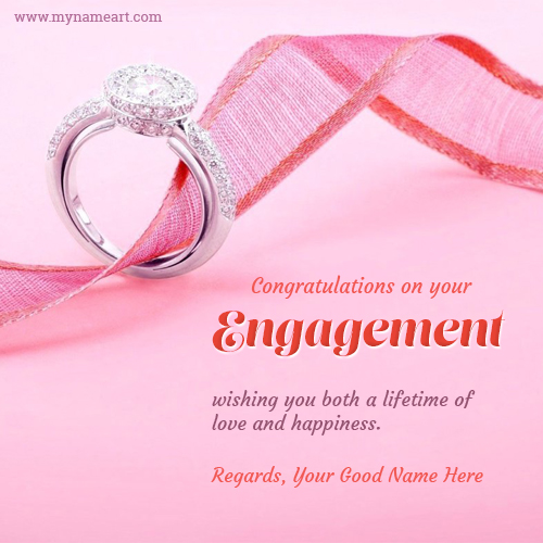 Wishing You The Best On Your Engagement