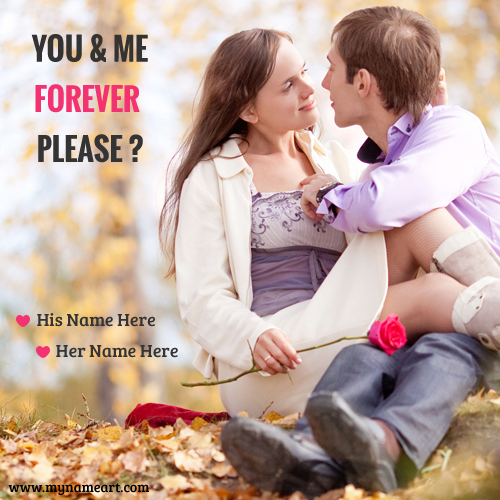 You & Me Forever Couple Quotes